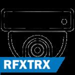 RFXtrx for controlling cameras