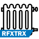 RFXtrx for controlling radiators