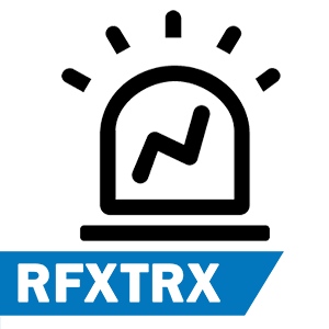 RFXtrx for controlling security devices